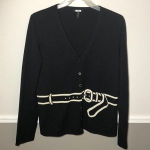 Escada | Sweater with Stitched Belt size 42 (12)